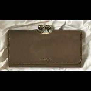 Ted Baker clutch wallet